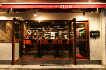 イタリアン&スペイン料理大手町ZION