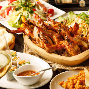 Asian bistoro 食べ放題トップスパイス高田馬場店