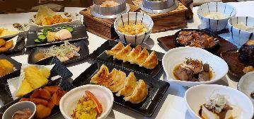 日本酒×北海道食材 地元家青森店
