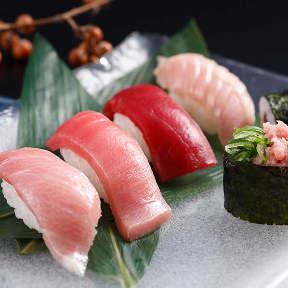 本格グルメ系回転寿司 海都徳力店