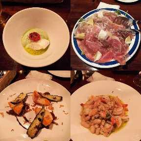 イタリア料理とワイン Pinoli
