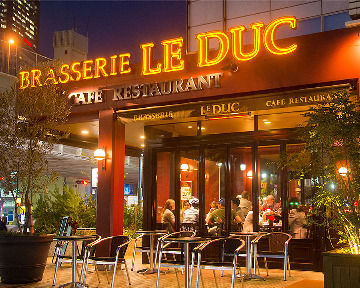 Le Duc Cafe&Brasserie 【ル・デュック】