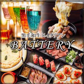 ラクレットチーズと個室の店BATTERY 蒲田