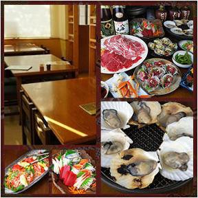 北海道丸ごと食べ放題 ふでむら函館五稜郭店