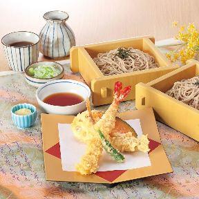 和食麺処サガミ志賀公園店
