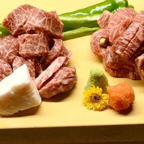 炉の端 クラシック肉と貝