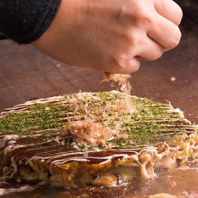 もんじゃ焼き・鉄板焼き ののじ 武蔵小杉
