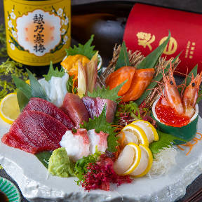 最高鮮度の海鮮と信玄どり完全個室居酒屋 伊勢屋 錦糸町