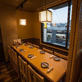 マグロと信玄鶏完全個室 伊勢屋 錦糸町店