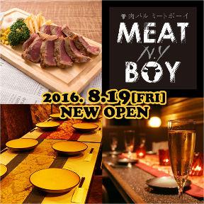 プライベート個室肉バル MEATBOY N.Y 名駅店