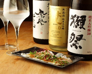 Tokyo Rice Wineたまプラーザ店