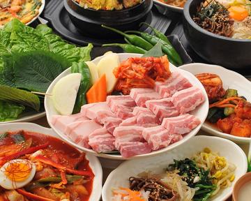 五反田韓国家庭料理 王豚足家