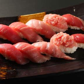 立喰い寿司 ひなと丸 銀座店