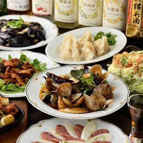 台湾料理 食べ放題 台北夜市池袋本店