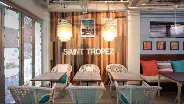 Cafe&BrasserieNEW SAINT TROPEZ