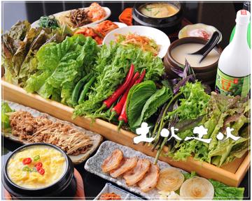 個室で愉しむ韓国料理居酒屋土火土火 東京・八重洲本店