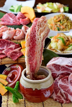 肉料理・炭火焼肉 華っ祭