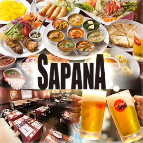 Asian Dining &Bar SAPANAパレスサイド店