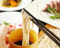 創作和食と十割蕎麦土の香海老名店