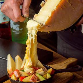 肉&ラクレットチーズROUND DINING(ラウンドダイニング)