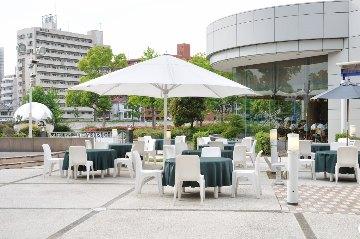 カフェ&レストラン リバーズガーデン