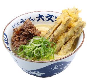 うどん大文字 筑紫野店