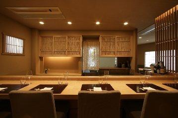 坂(和仏料理 手打蕎麦)
