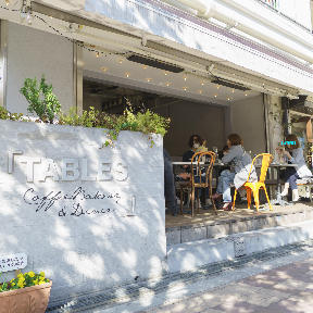 「TABLES CoffeeBakery&Diner」 南堀江店