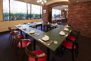 レストラン フィリー(ホテルコンチネンタル府中)