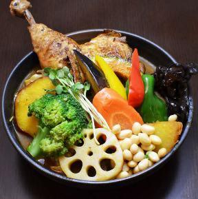 Rojiura Curry SAMURAI.平岸店