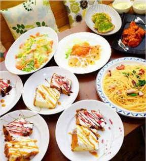 CAFE×DININGCAFE Luce(カフェ ルーチェ)