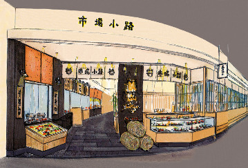 産直鮮魚と炊きたて土鍋ご飯の居酒屋市場小路 イオン京都桂川店