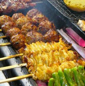 割烹焼き鳥と手づくり料理さん吉 土浦店
