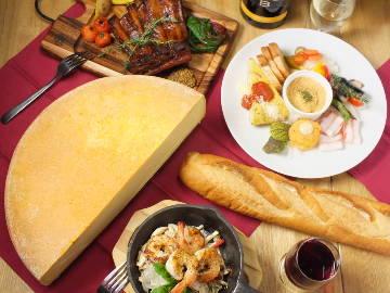 ラクレットチーズ×バルToro Rosso~トロロッソ~