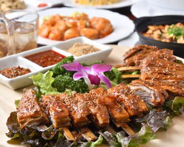 中華×完全個室アリヤ清真美食 池袋店