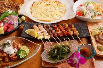 新鮮朝引鶏で作る絶品料理九重~KOKONOE~ 布施店