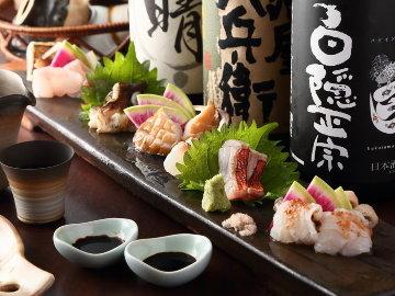 海鮮と日本酒のお店 まえだ家心斎橋店