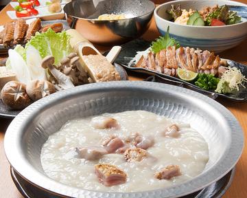 鶏料理 札幌はし田屋