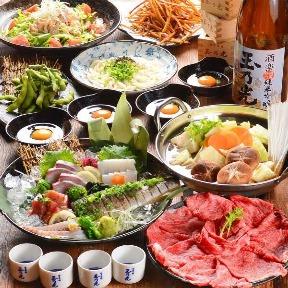 肉ずしと焼鳥&完全個室居酒屋肉乃‐nikuno‐ 新橋店
