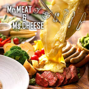 Mr MEAT&Ms CHEESE 江坂店