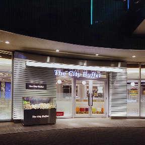 The City Buffet ラクーア