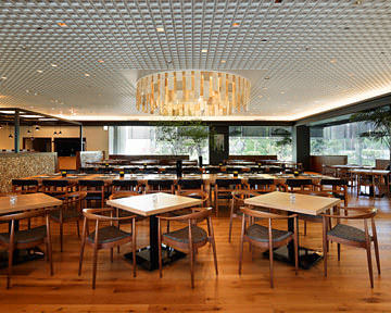 THE LANDMARK SQUARE TOKYO GARDEN RESTAURANT ALL DAY DINING