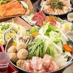 鍋と鳥料理専門店個室居酒屋 とっとり 新宿本店