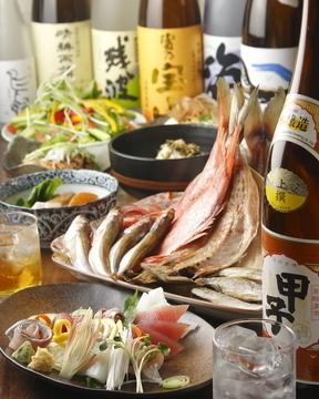 日本酒と串焼き みなと屋 第1八重洲