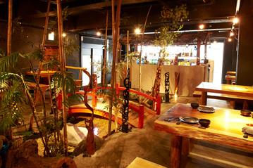 庭園×居酒屋 ふわり-fuwari-小田原