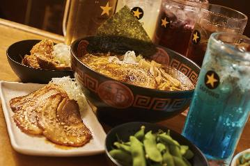 らぅ麺ガラ喰楽学校