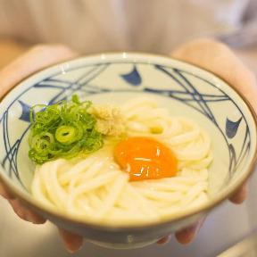 丸亀製麺上野中央通り店