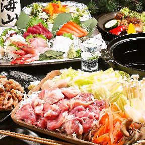 完全個室居酒屋で肉料理とチーズニクタベタイ 栄錦店