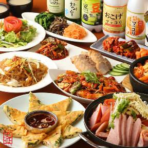 チーズタッカルビ×サムギョプサルジャンモ 津田沼パルコ店