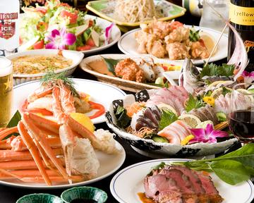 産直鮮魚 居酒屋 花ざかり中洲川端店